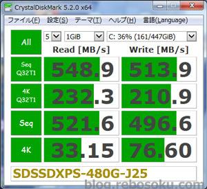 SDSSDXPS480GJ25