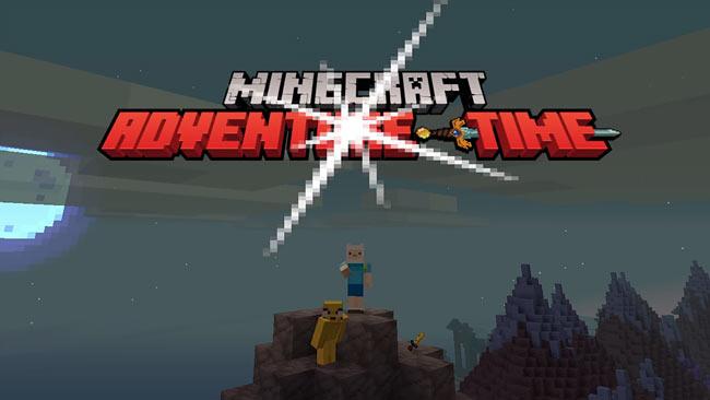 Minecraft_AdventureTime11