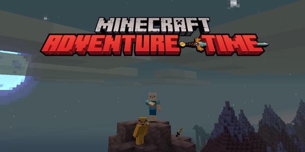 Minecraft_AdventureTime