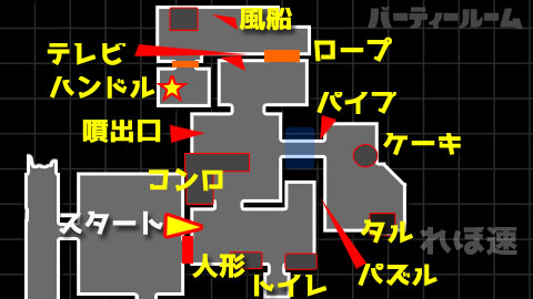 BIOHAZARD7_10partyroom