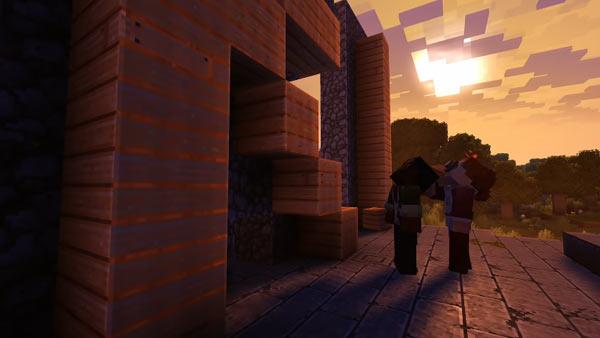 Minecraft4k