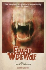 femalewerewolfposter