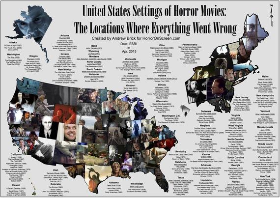 Horror-Map