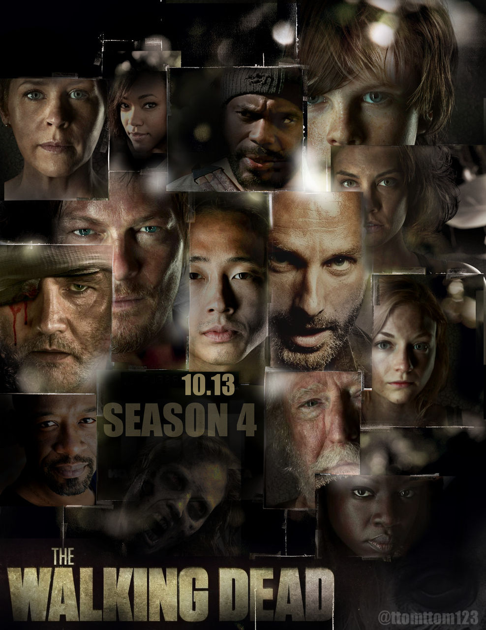42 the walking dead season 4 the walking dead voltagebd Choice Image