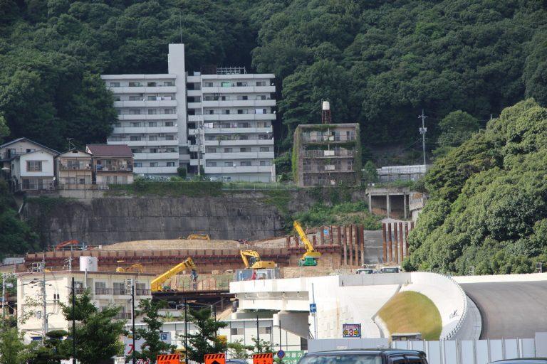 封入体筋炎患者闘病記  広島の都市交通 広島高速5号線の現況