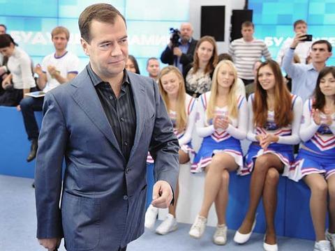 メドベージェフ・ガールズロシア・モスクワ8