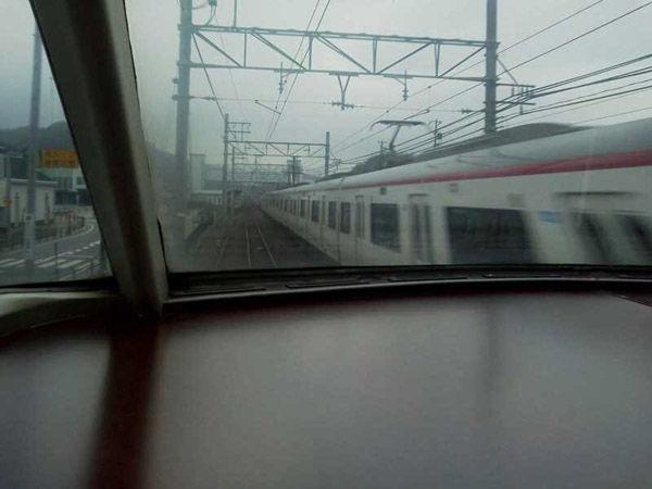 名鉄パノラマスーパー3