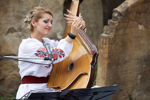 カテリーナ「ウクライナの歌姫」