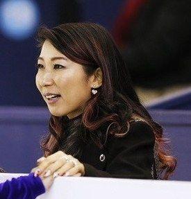 樋口美穂子コーチ若い頃6