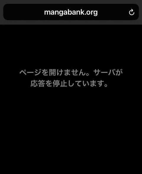 漫画バンク閉鎖 (2)