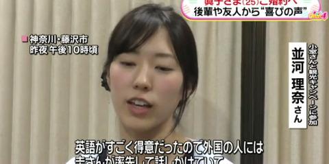 小室圭さん眞子さま婚約相手