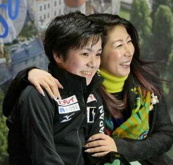 樋口美穂子コーチ若い頃