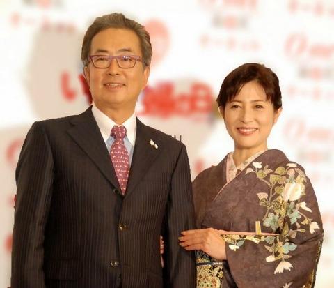 岡江久美子 タバコ (2)