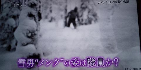 ディアトロフ峠事件 真相 ネタバレ (4)