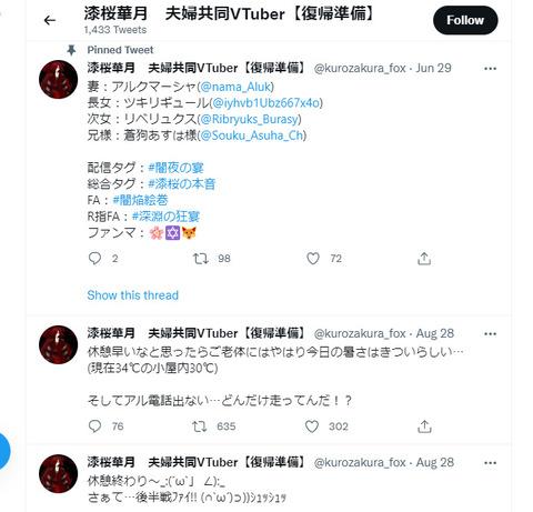 バ美肉殺人事件 (2)
