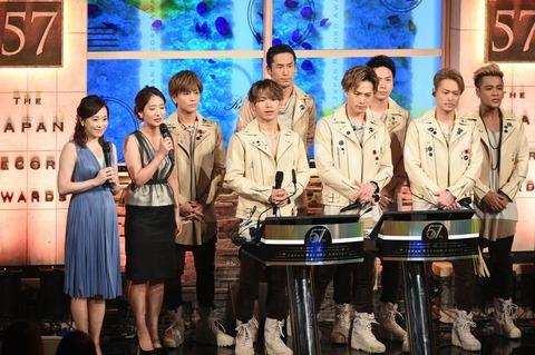 日本レコード大賞1