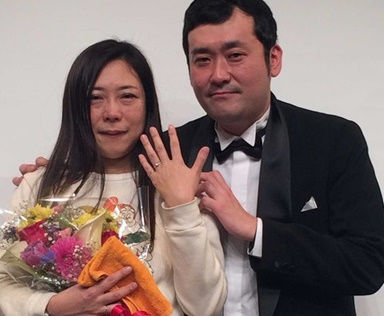 椿鬼奴が夫と離婚 (1)