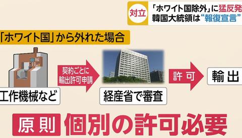 韓国「ホワイト国除外による海外の反応」 (4)