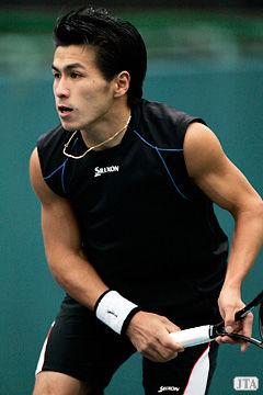 三橋淳(テニス)