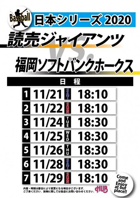 日本シリーズ2020は京セラでなぜ (2)