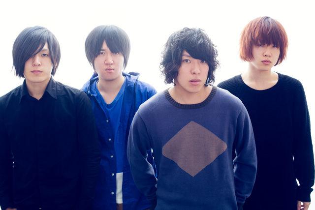 高校の同級生だった大阪出身の4人でされたロックバンドKANA\u2015BOON。