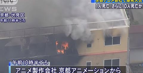 京都アニメーション火災の犯人 (1)
