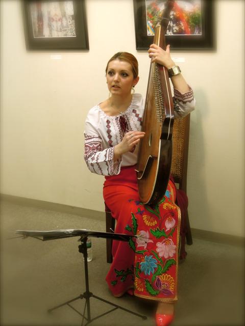カテリーナ「ウクライナの歌姫」1