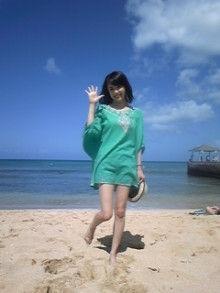 小林麻耶 ハワイ