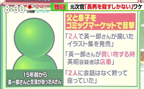熊沢英昭の息子「大学やツイッター」 (5)