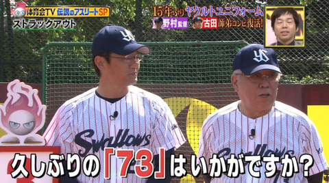 伊藤智仁に野村監督7