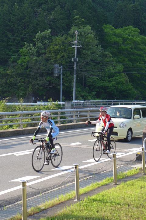 自転車 ライド 345