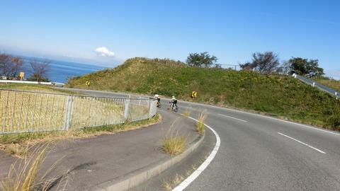 富島への下り4