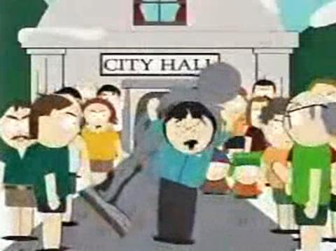 サウスパーク ボッキーの復活祈願!