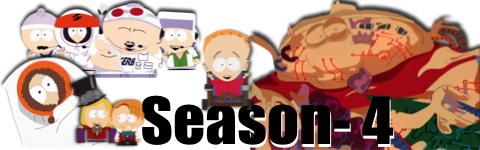 サウスパーク season4 バナー