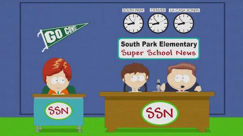 サウスパーク Quest for Ratings