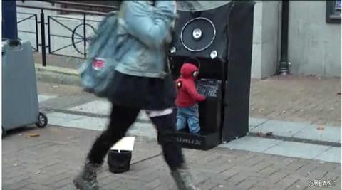 ちびっ子DJ