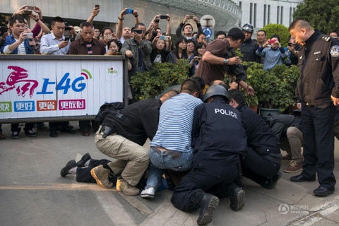 中国人質事件11
