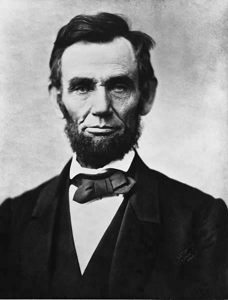 Abraham_Lincoln_head_on_... 【偉人・変人永久保存】「ロナルド・レーガ