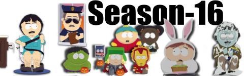 サウスパーク season16バナー