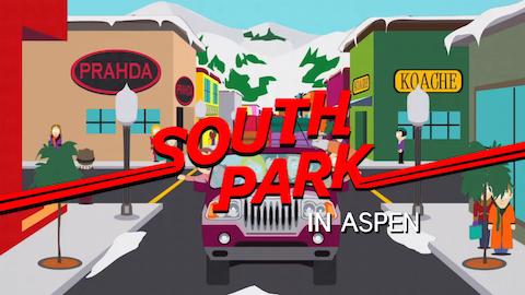 サウスパーク スキーなんか大嫌い