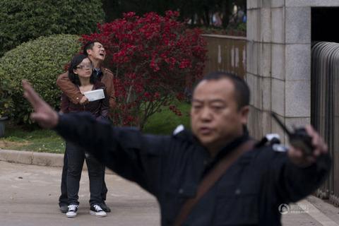 中国人質事件2
