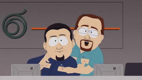 サウスパーク Informative Murder Porn!