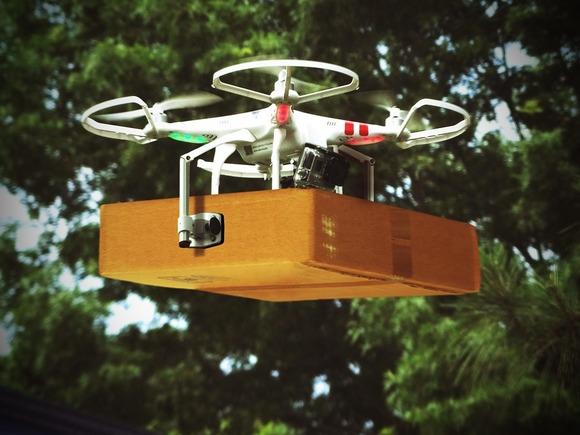 takuhai-drone