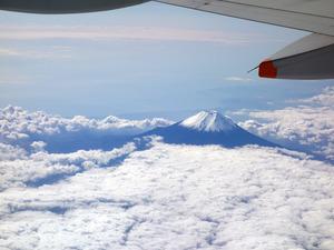 富士山雲海