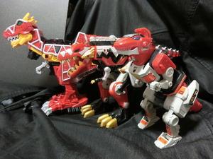 三大ティラノサウルス型メカ
