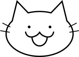 nyao猫のロゴ
