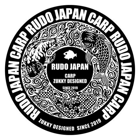 TシャツデザインRUDO JAPAN CARP