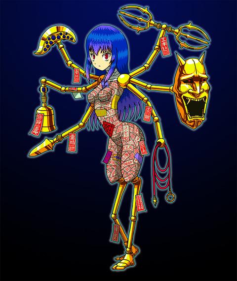 キャラクター_傀儡姫