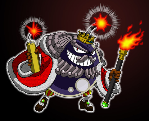 キャラクター_爆弾KING