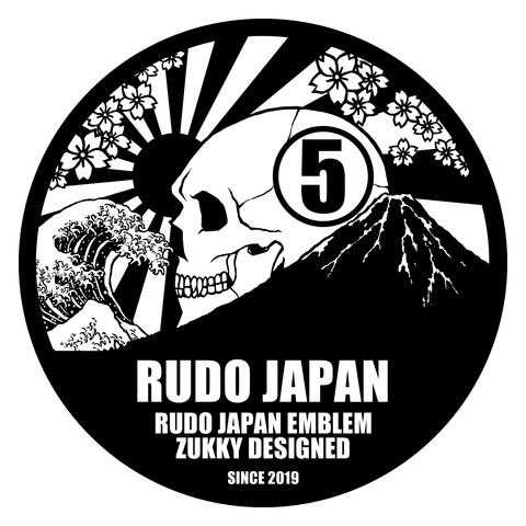 RUDO JAPANエンブレム